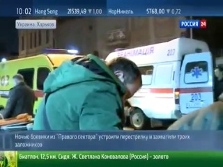 Харьков - боевики правосеков задержаны 15 03 2014